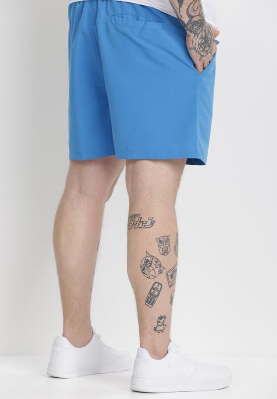 Niebieskie Szorty Pimellia
