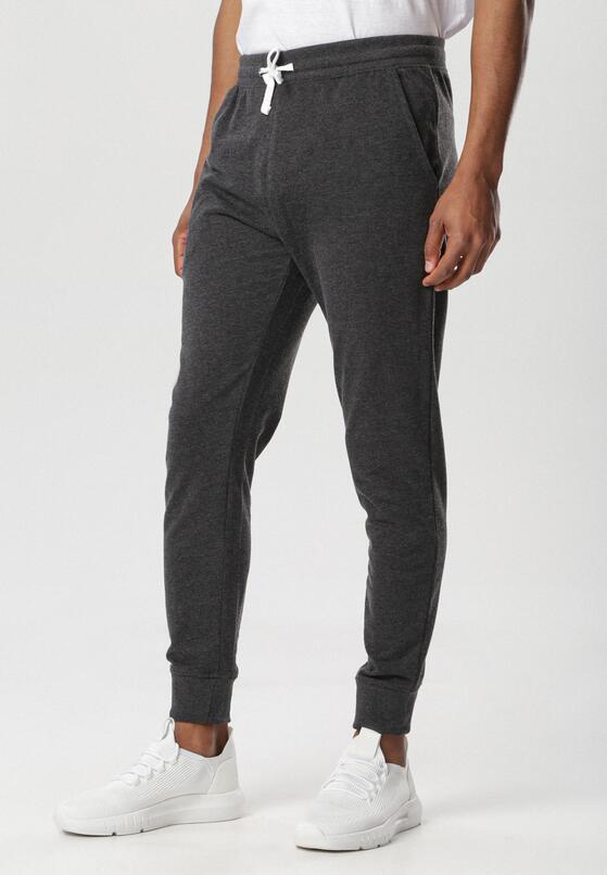 Ciemnoszare Spodnie Leucomea