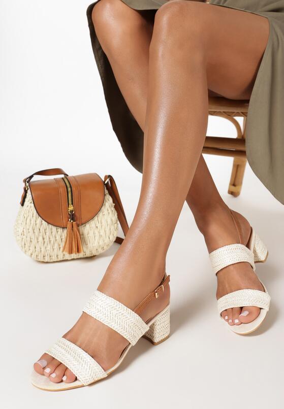 Beżowe Sandały Maryrah