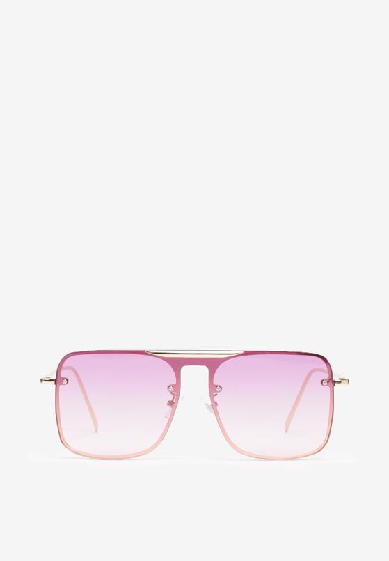 Fioletowe Okulary Asteogale
