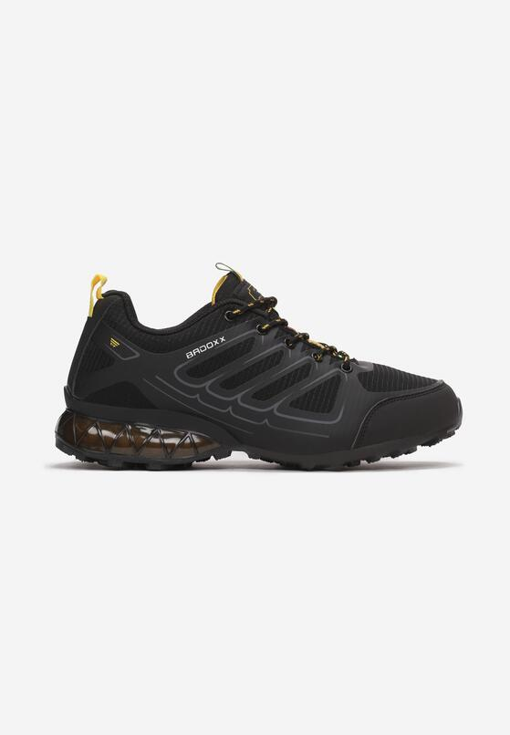 Czarno-Żółte Buty Sportowe Arridenah
