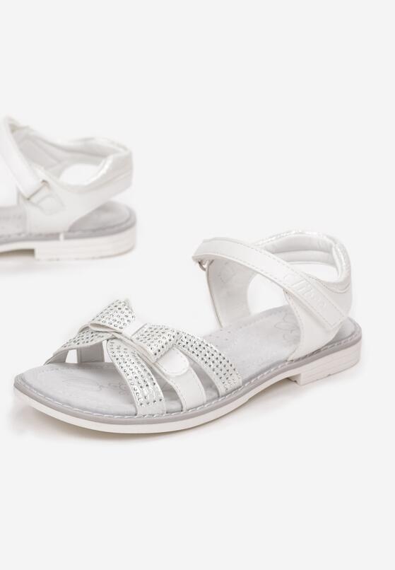 Białe Sandały Dananise