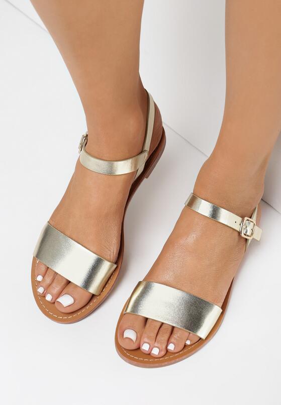 Złote Sandały Halilis