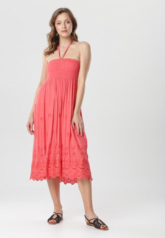 Różowa Sukienka Kyvianna