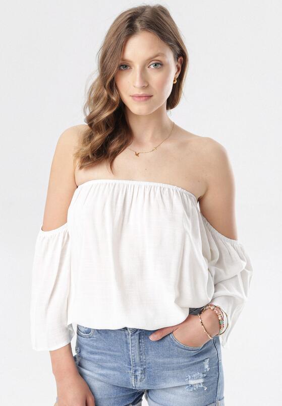Biała Bluzka Jenieney