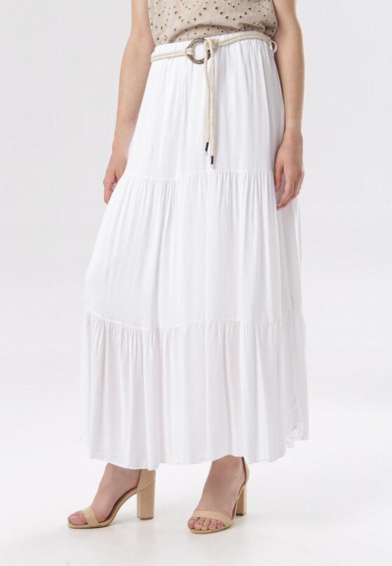 Biała Spódnica Murielyn