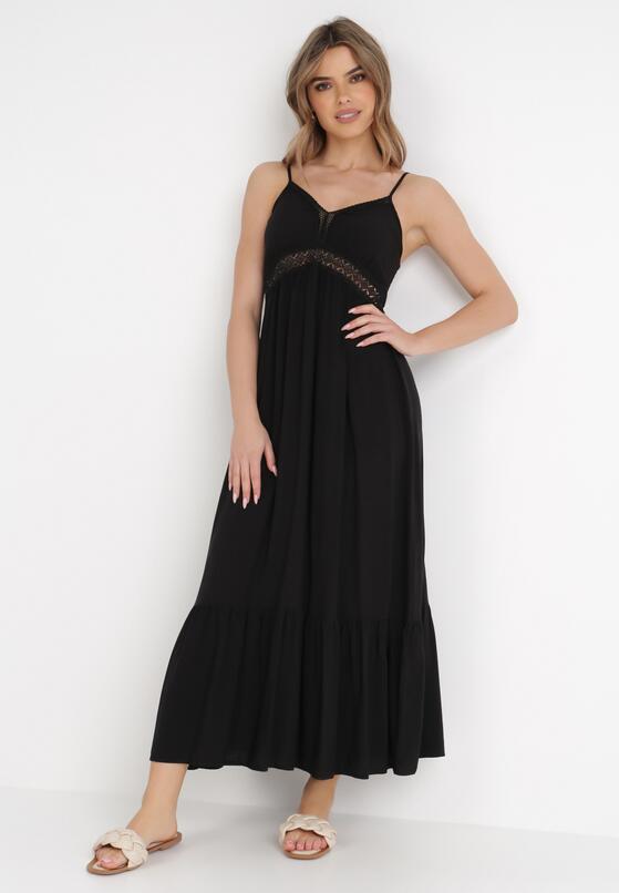 Czarna Sukienka Criathyia