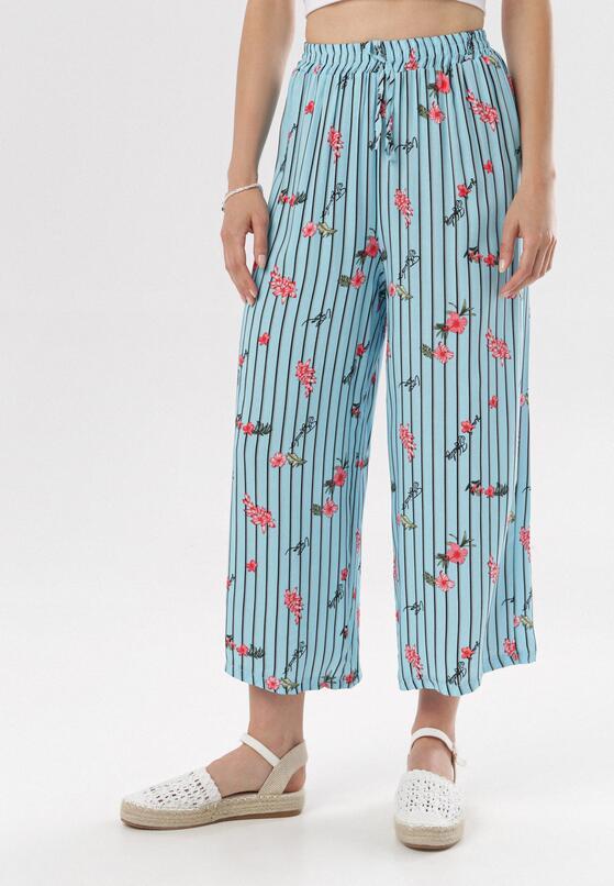Jasnoniebieskie Spodnie Doreaneva