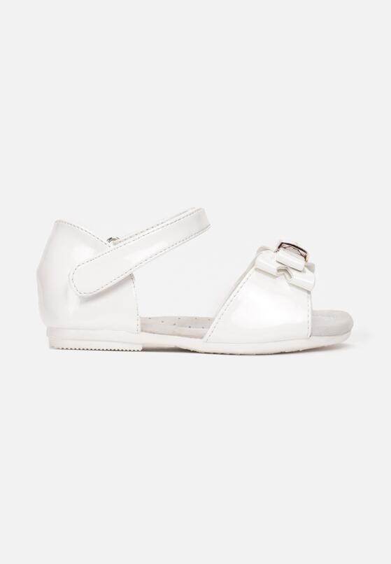 Białe Sandały Dorienore
