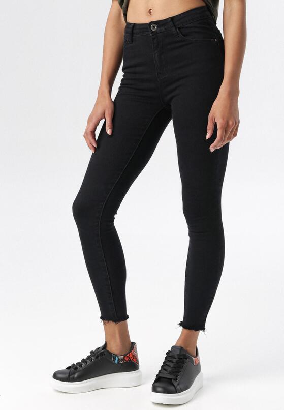 Czarne Spodnie Doreamora