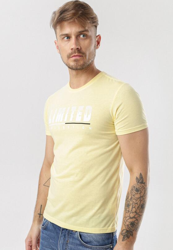 Żółta Koszulka Fontada