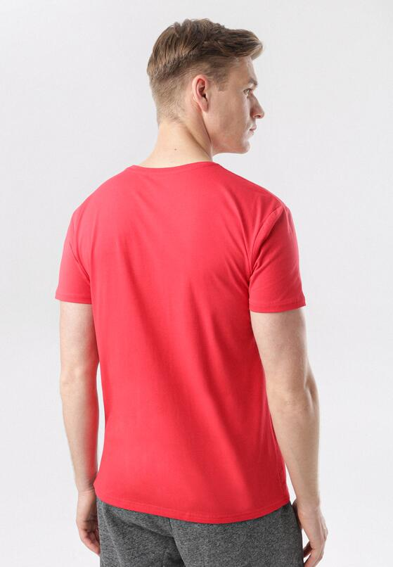 Czerwona Koszulka Leucothera