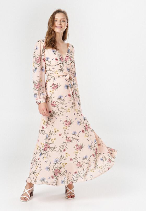 Różowa Sukienka Doryrianne