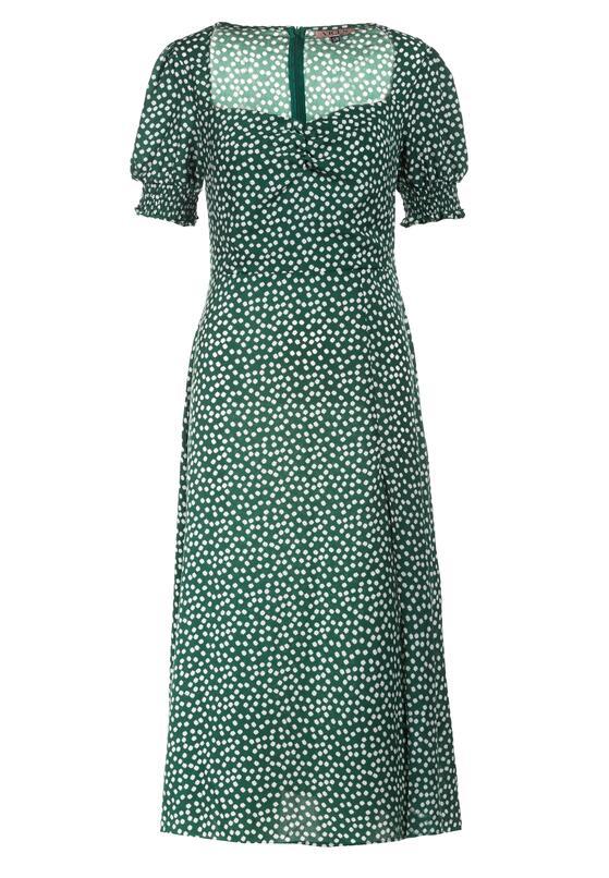 Zielona Sukienka Aquineva