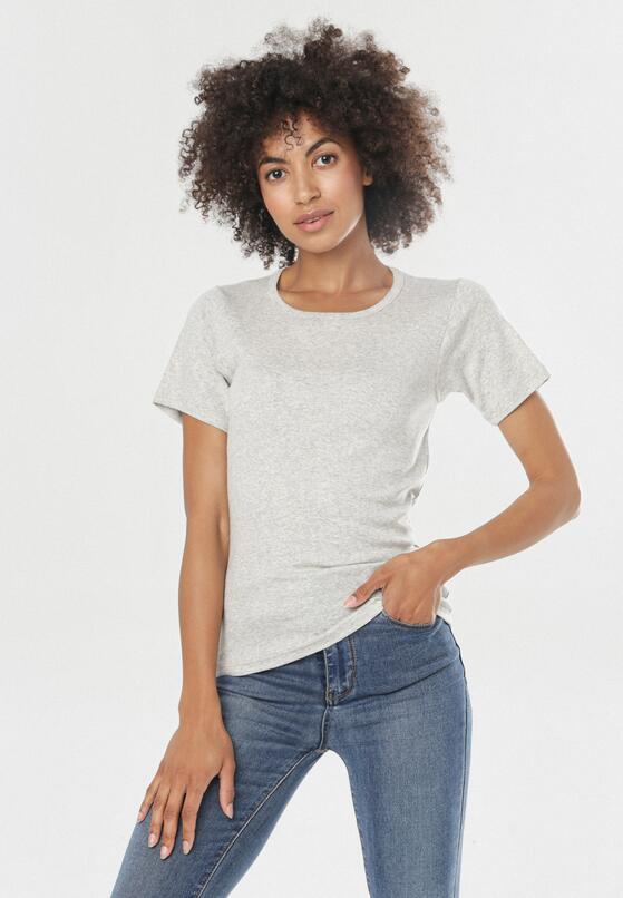Jasnoszary T-shirt Phereisis