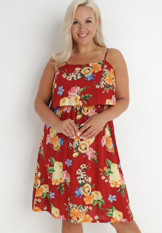 Czerwona Sukienka Physareisis