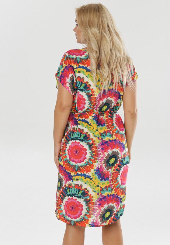 Koralowa Sukienka Aetherelia