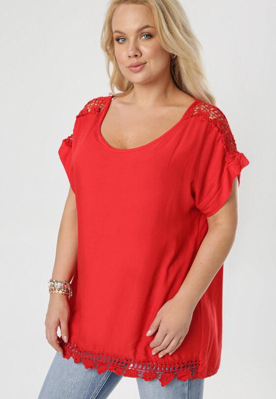 Czerwona Bluzka Eviphite