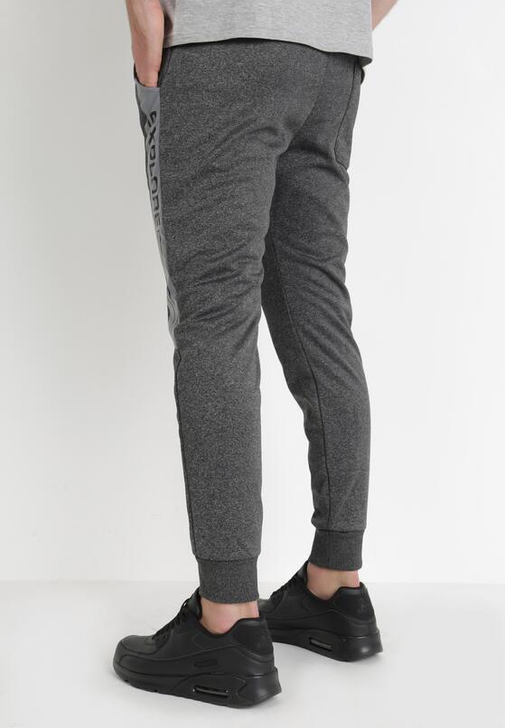 Ciemnoszare Spodnie Klemelle