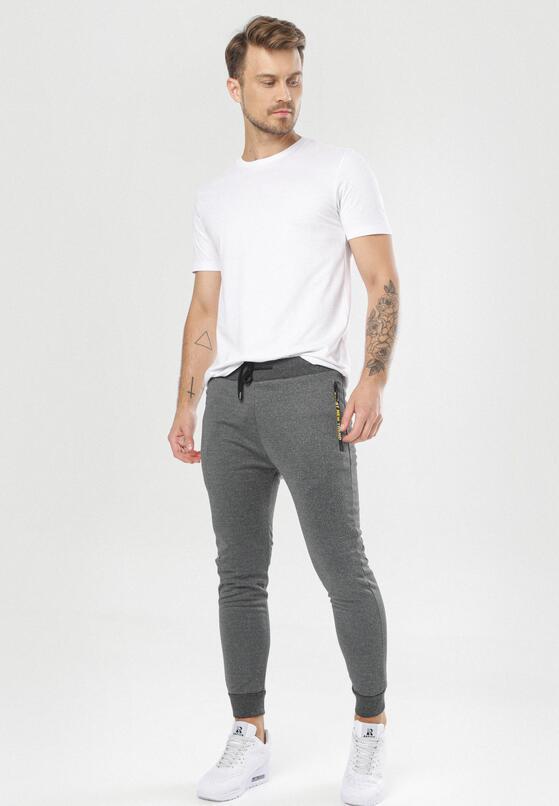Ciemnoszare Spodnie Delmada
