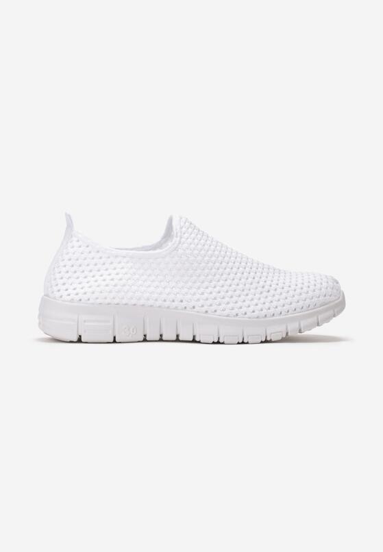 Białe Buty Sportowe Sireita