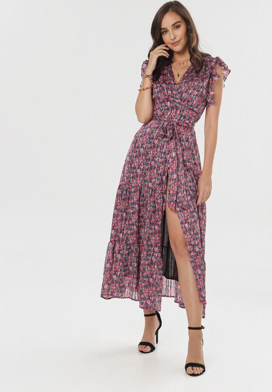 Fuksjowa Sukienka Corraelila