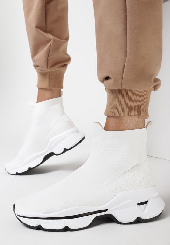 Białe Sneakersy Iphanassa
