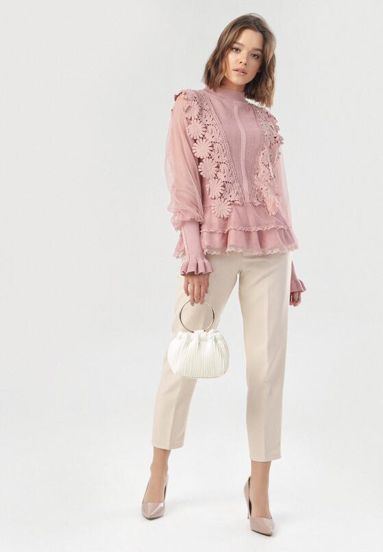 Różowa Bluzka Arime