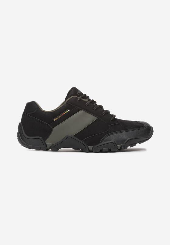 Czarne Buty Sportowe Ameria