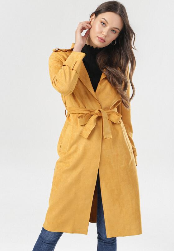 Żółty Płaszcz Viviroe