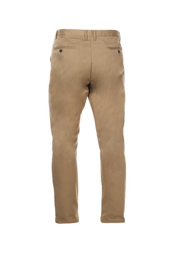 Khaki Spodnie Regular Kleonea