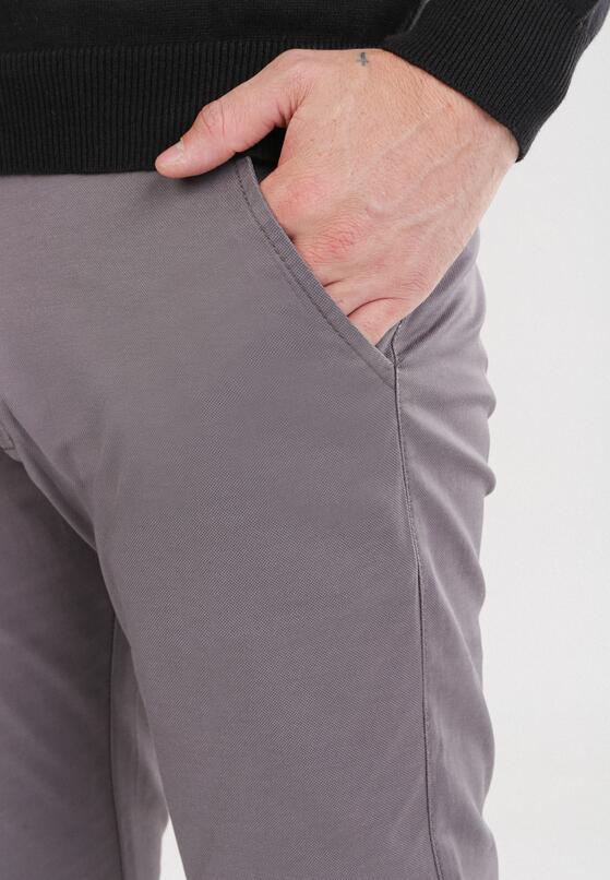 Ciemnoszare Spodnie Geninna