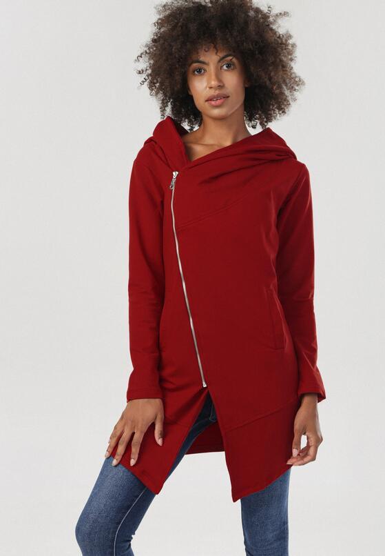 Czerwona Bluza Lilesh