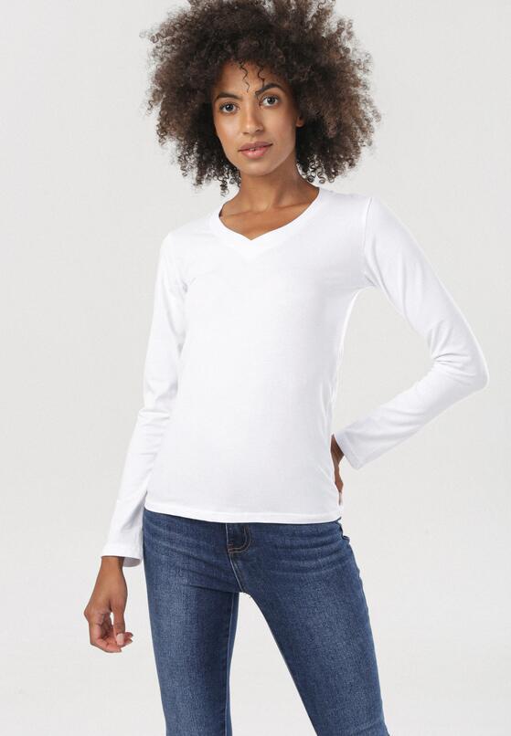Biała Bluzka Riserre