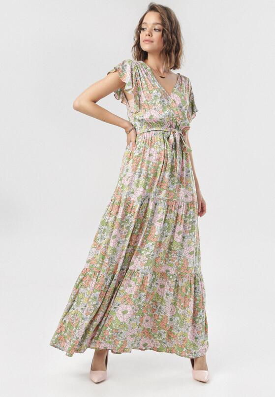 Biała Sukienka Danarila