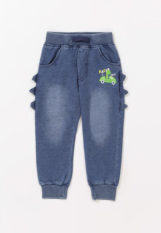 Niebieskie Spodnie Shararis
