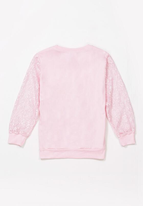 Różowa Bluza Zarinsha