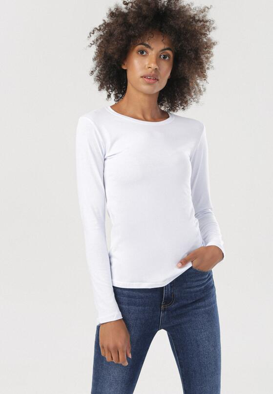 Biała Bluzka Danais