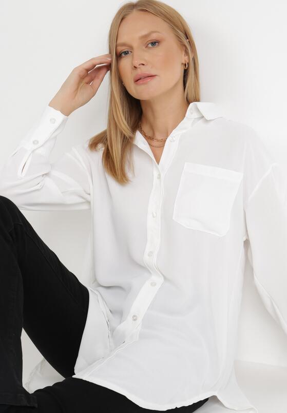 Biała Koszula Nemorona