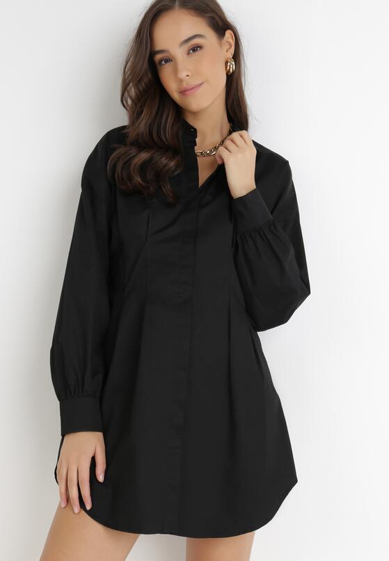 Czarna Sukienka Shyoris