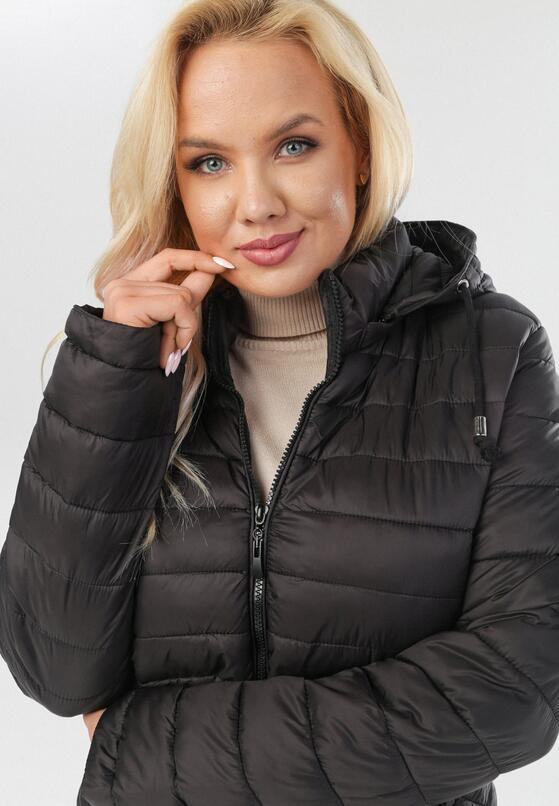 Czarna Kurtka Ynissea