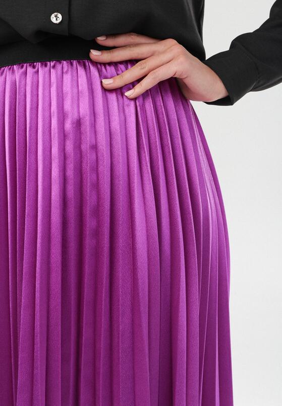 Jasnofioletowa Spódnica Hennah