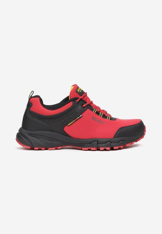Czerwone Buty Sportowe Jhaerithe