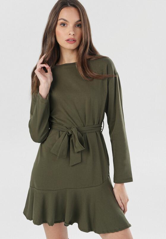 Khaki Sukienka Cahrthine