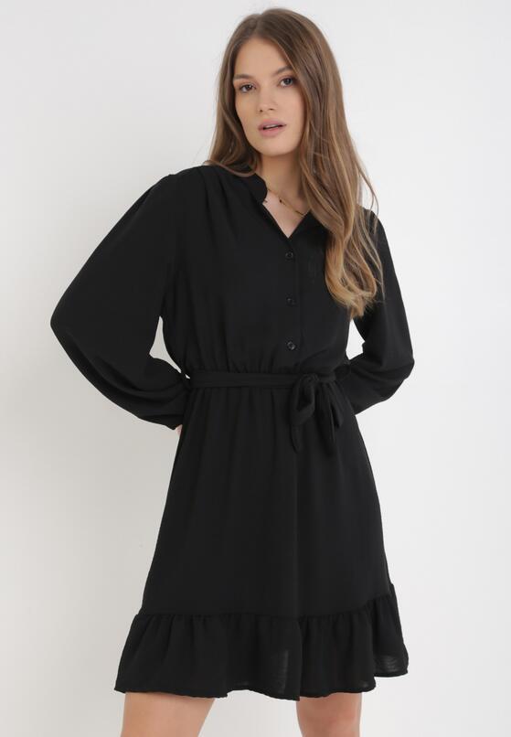 Czarna Sukienka Berinith