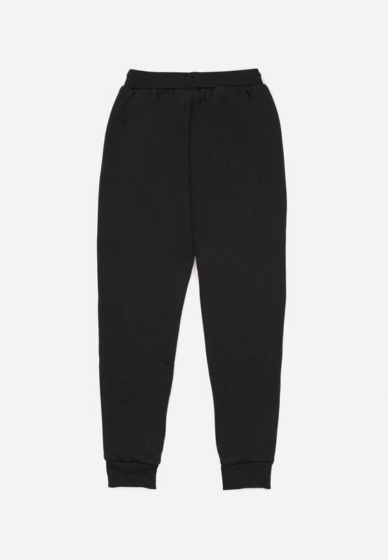 Czarne Spodnie Drenarah