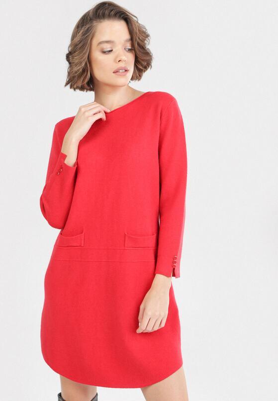 Czerwona Sukienka Thelora