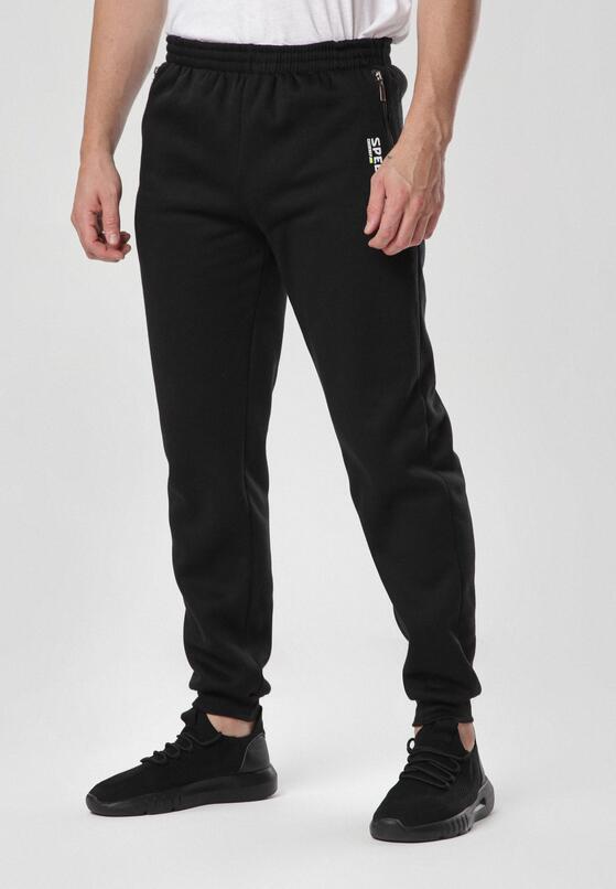 Czarne Spodnie Vyltyse