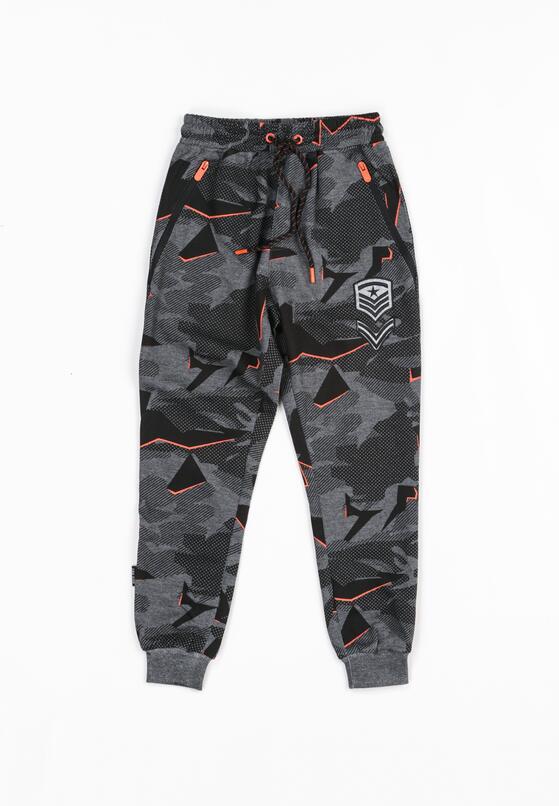 Ciemnoszare Spodnie Xylreia