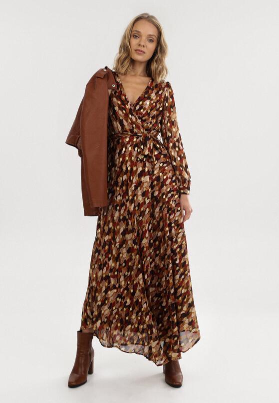 Łososiowa Sukienka Ohireth